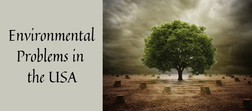 Environmental Problems in the USA